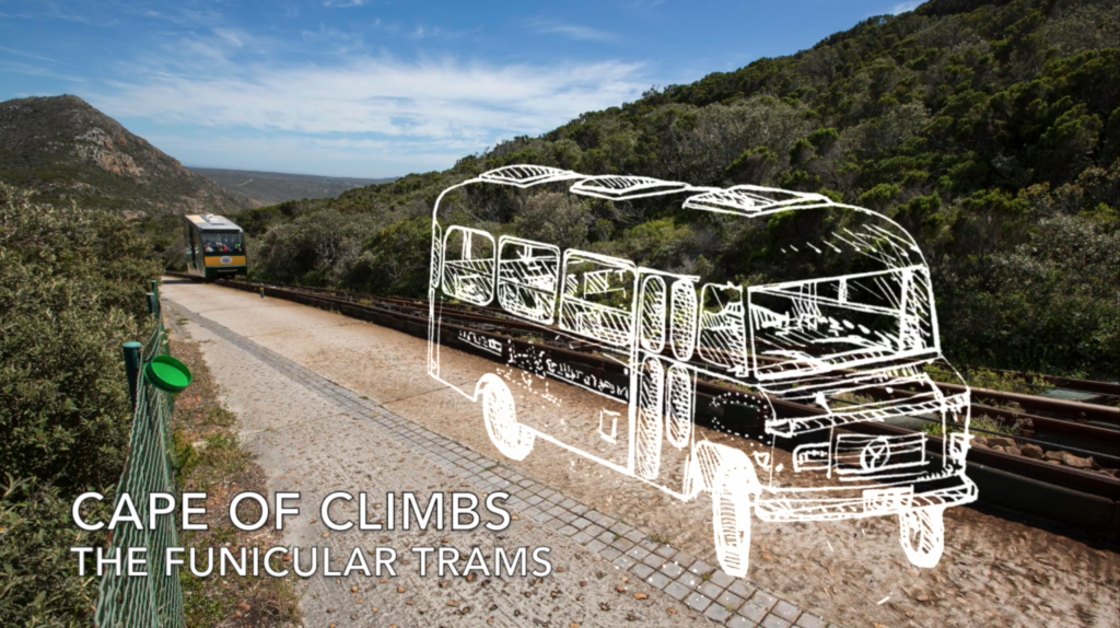Cape_Point_E08 Cape of Cimbs - The Funicular Trams