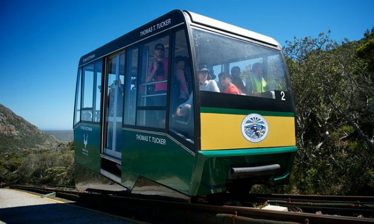 Heritage Day funicular promotion