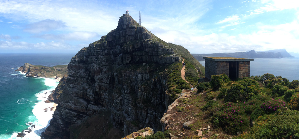 One for the war and history buffs – Cape Point in the 20th Century