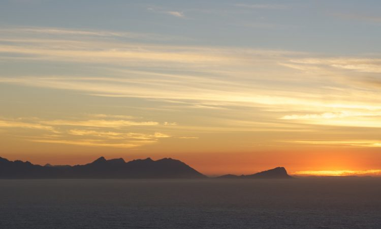 Long hiking trails and overnight walks at Cape Point
