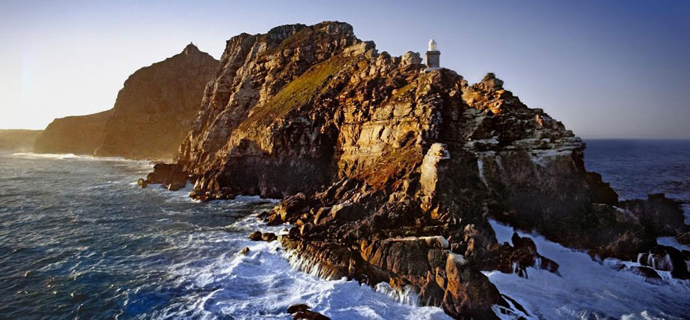 No Better Scenic Beauty Than Found At Cape Point
