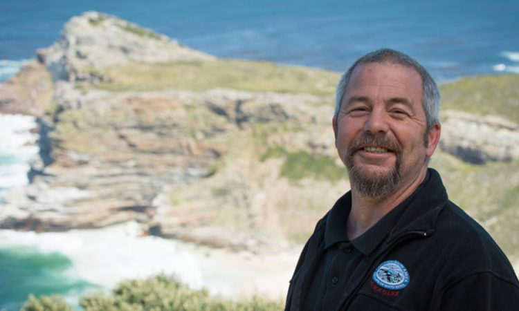 The People Behind Cape Point - Andrew Dowling