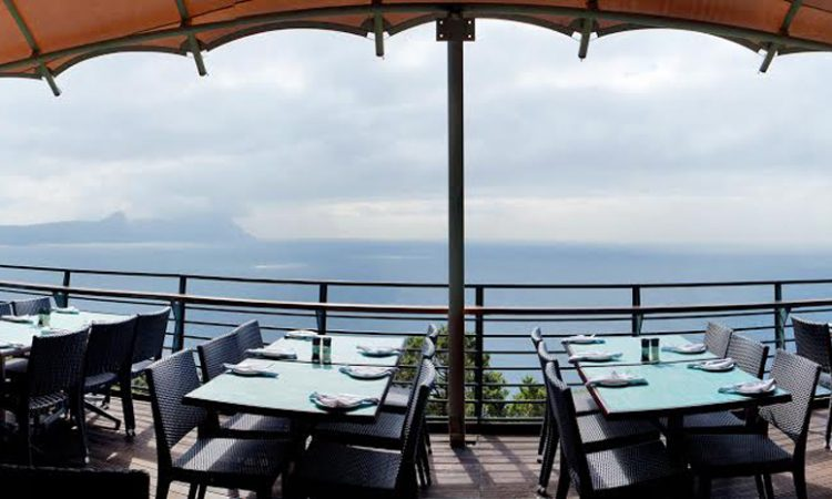 Two Oceans Restaurant in Tripadvisor Hall Of Fame