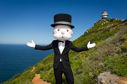 Mr Monopoly from Oxford Street to Cape Point