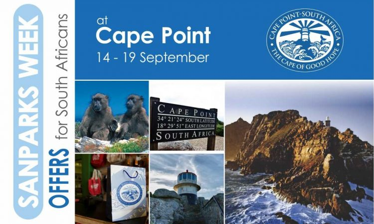 Specials galore at Cape Point during SANParks Week
