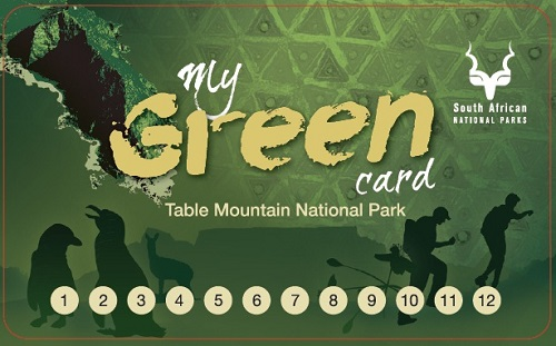 The My Green Card: the discounted access card for Capetonians