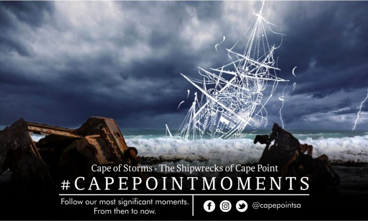 Cape of Storms: The Shipwrecks of Cape Point