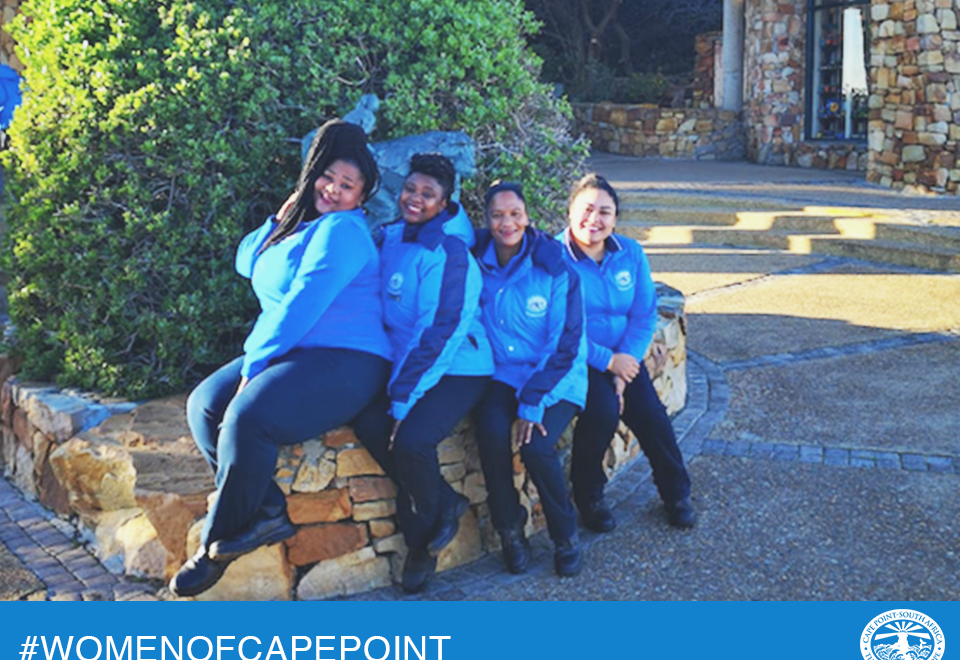 Women Of Cape Point   A Women's Month special!