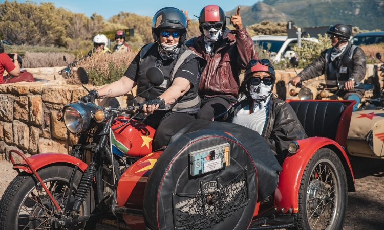 WATCH: Cape Point Sidecar Experience Official Video