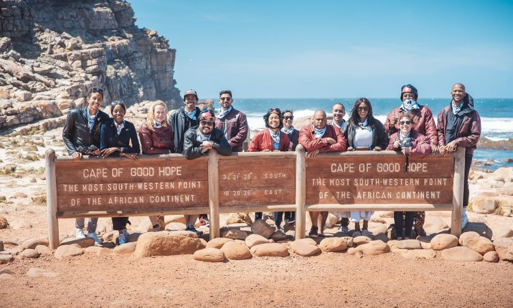 Cape Point Sidecar Competition