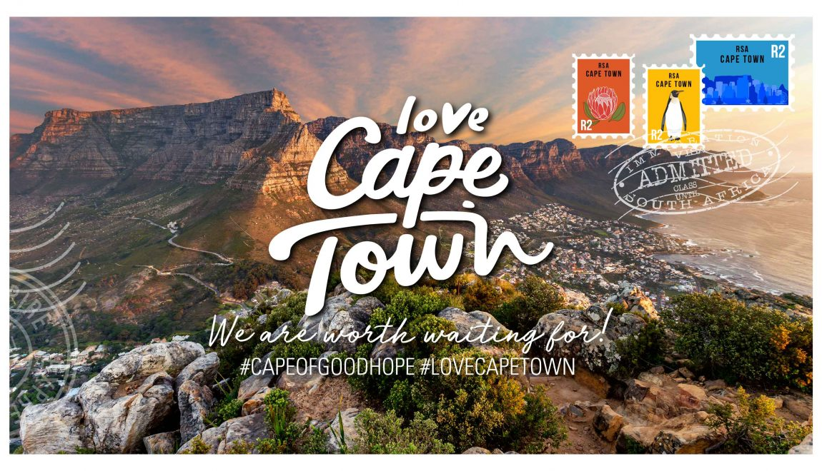 """""""We are worth waiting for"""" says Cape town Tourism"""