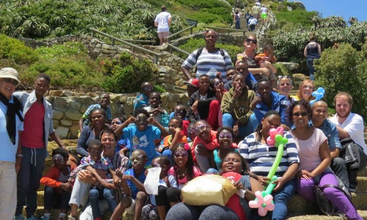 Cape Point Celebrates Christmas With HOKISA and Red Hill Preschool
