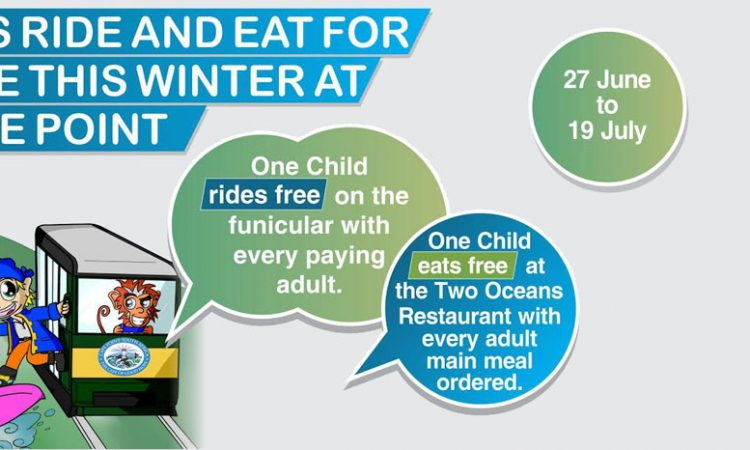 Kids Ride And Eat For Free This Winter At Cape Point