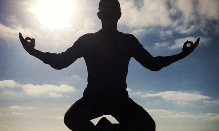 Striking a (Yoga) Pose at Cape Point