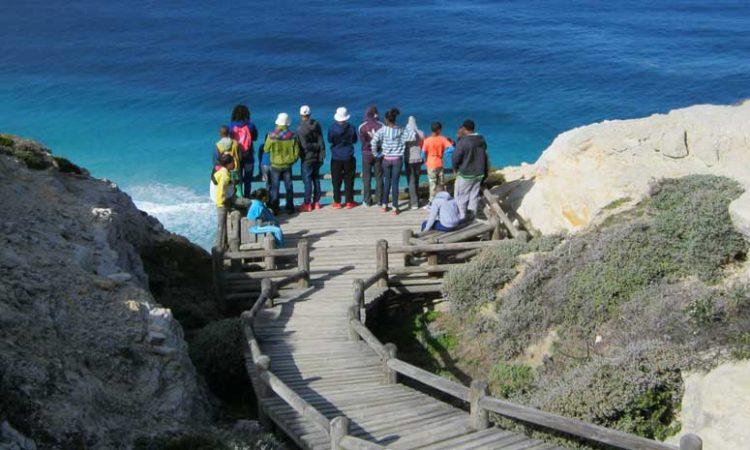 Cape Point Celebrates Mandela Day with Groot Constantia Children