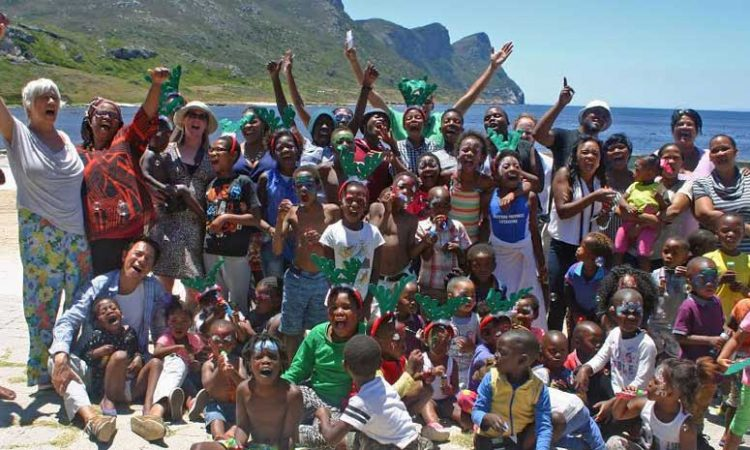 Cape Point Christmas Cheer For Hokisa and Redhill Children