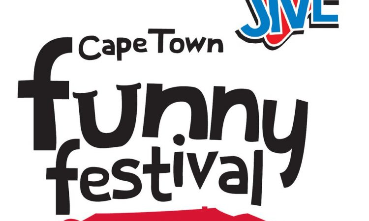 14th Jive Cape Town Funny Festival