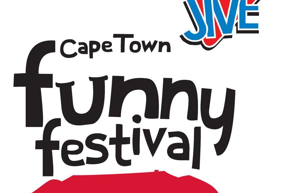 14th Jive Cape Town Funny Festival