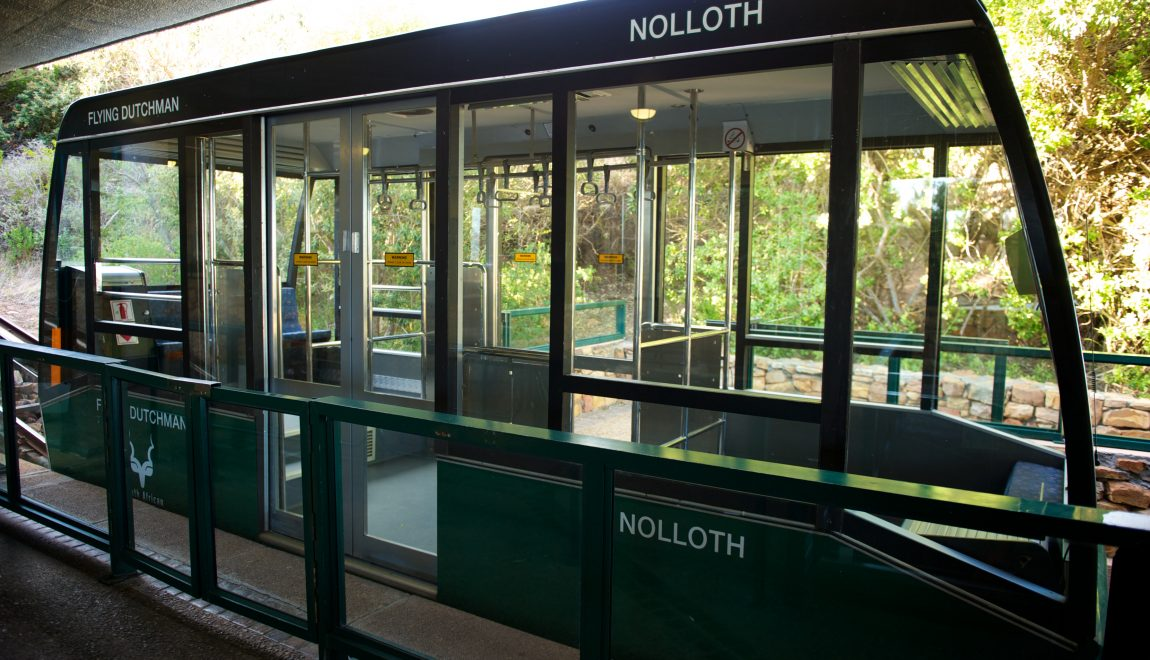 Funicular Down Due to Maintenance