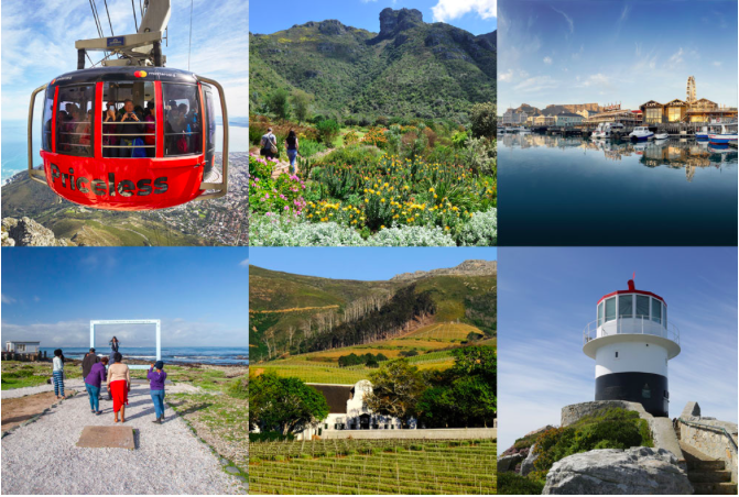 Experience the Cape Town Big 6 this summer